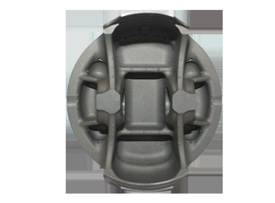 Forged piston