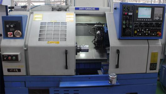 Cavity Turning machine